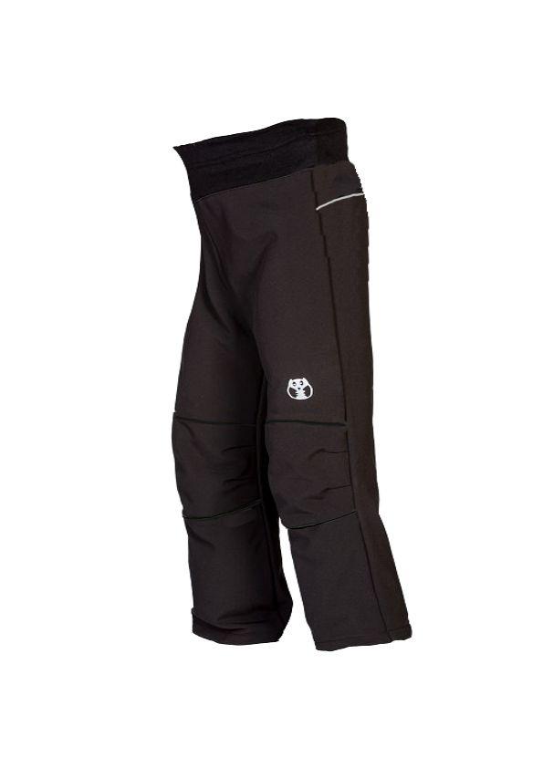 ROZŠÍRENÉ softshellové nohavice chlapčenské 3c2b5054792